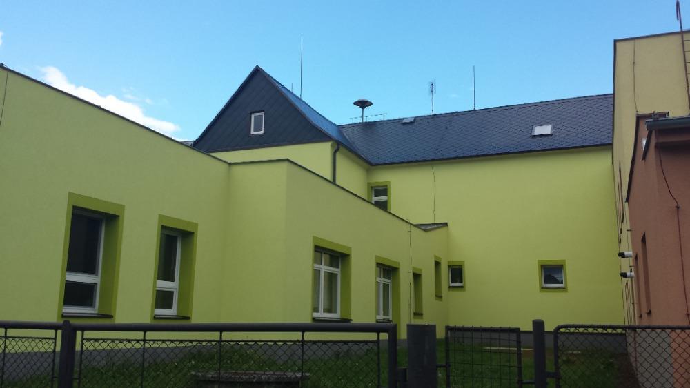Zateplení budov - PV konstrukt
